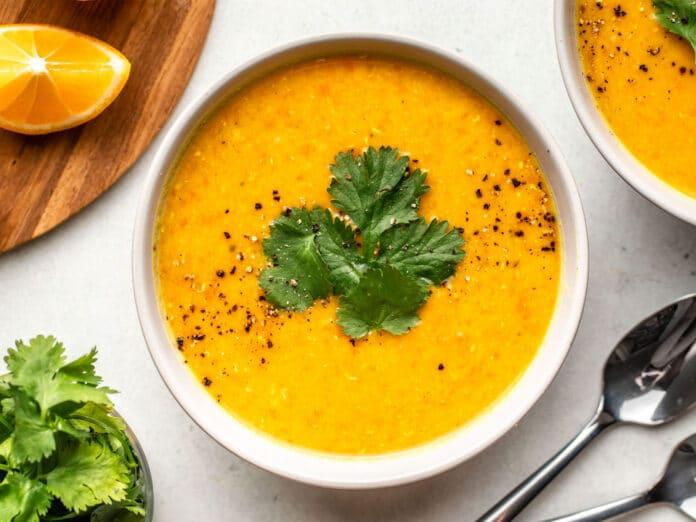 Nefis Yemek Tarifleri, Gaziantep Yemekleri | Mahluta Çorbası Tarifi