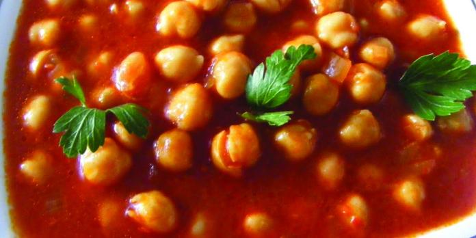 Nohut Yemeği Tarifi | Gaziantep Et Yemekleri