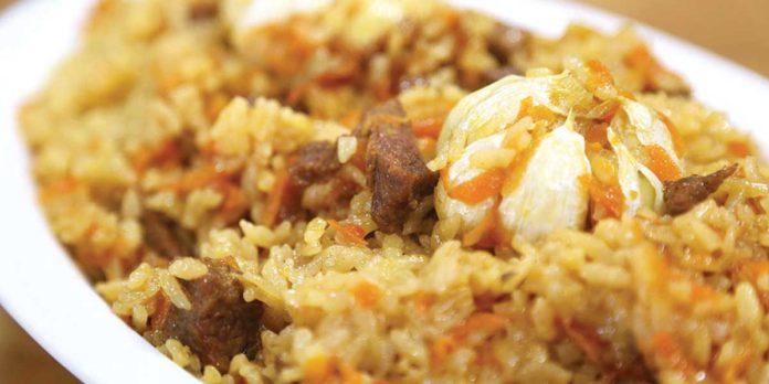 Özbek Pilavı Yemeği Tarifi | Gaziantep Et Yemekleri