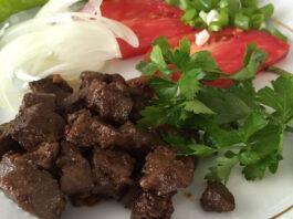 Nefis Yemek Tarifleri, Gaziantep Yemekleri | Ciğer Kavurma Tarifi