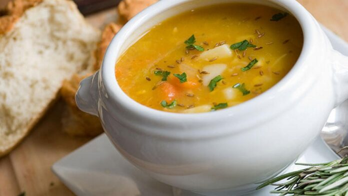 Patlıcan Çorbası Tarifi | gaziantepetyemekleri.com