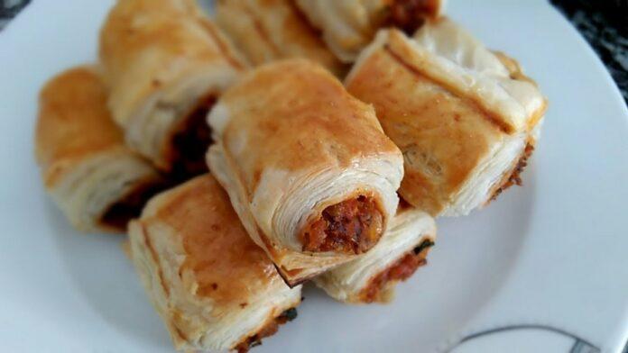 Mercimekli milföy börek | gaziantepetyemekleri.com