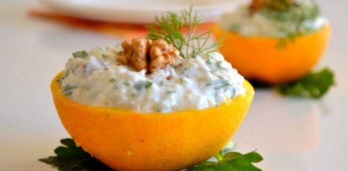 Portakallı Kereviz Salatası | Salata tarifleri