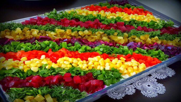 Etimek Salatası Tarifi | gaziantepetyemekleri.com
