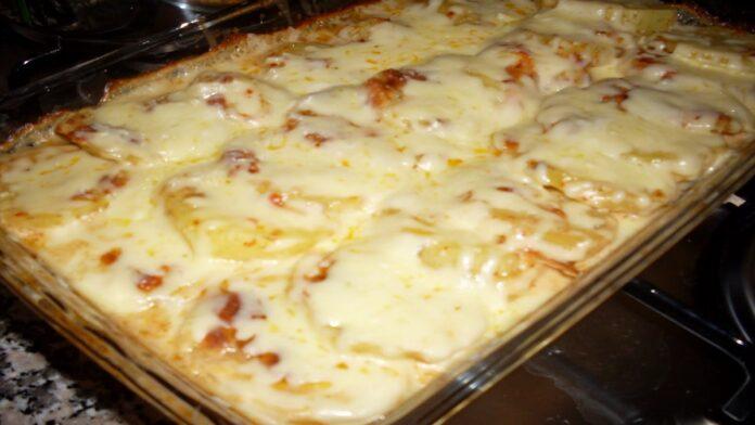 Kremalı Patatesli Tavuk Tarifi | gaziantepetyemekleri.com