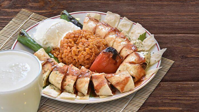 Beyti Kebabı Tarifi   gaziantepetyemekleri.com