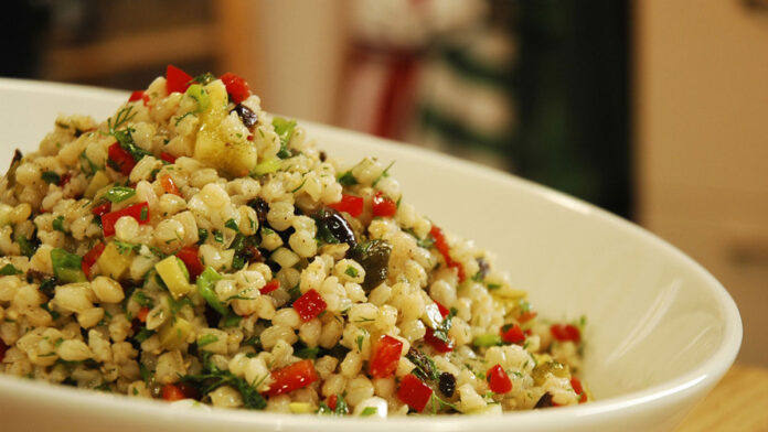 Buğday Salata | Salata Tarifleri