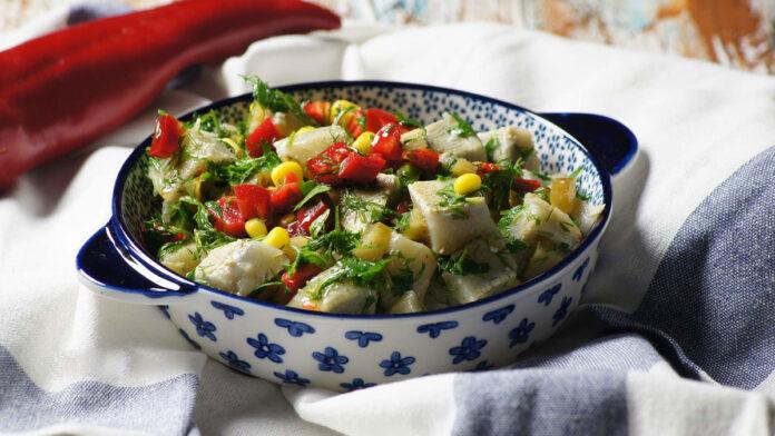 Enginar Salatası | Salata Tarifleri