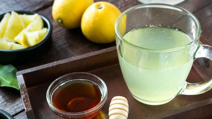 Zencefilli Limon Bal İçeceği | Diyet İçecekleri