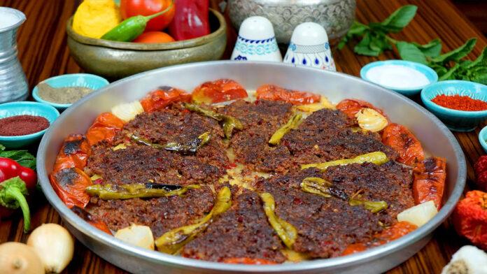 Kilis Tava - Tepsi Kebabı Tarifi