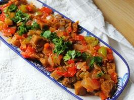 Patlıcan Söğürme Tarifi | Patlıcan Söğürme Nasıl Yapılır
