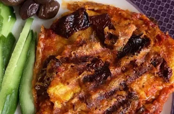 Yulaf Pizza Tarifi - Tost Makinesinde | Pizza Tarifleri