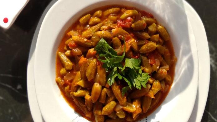 Etsiz Bamya Tarifi | Bamya Yemeği